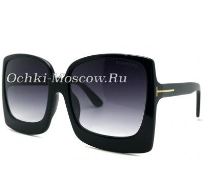 Очки Tom Ford FT0617 001 (size 60-19-135)