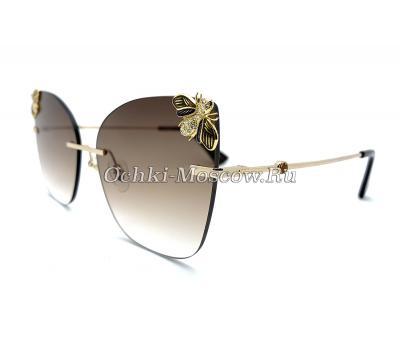 Очки Gucci GG0161 005 (size 60-16-147)