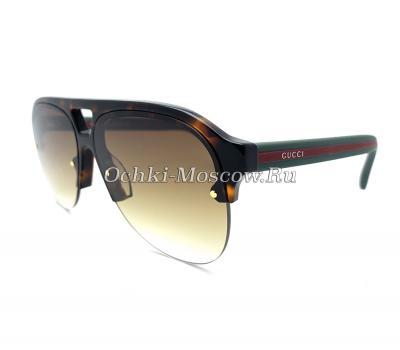 Очки Gucci GG0168 C6 (size 59-13-145)
