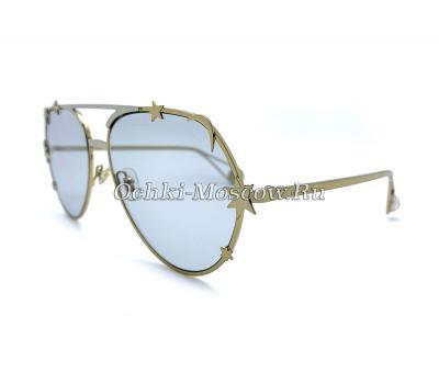 Очки Gucci GG0398 001 (size 60-17-140)