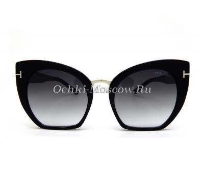 Очки Tom Ford Samantha-02 TF553 01W (size 55-21-140)