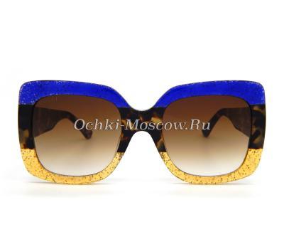Очки Gucci GG0083 KTU/7L (size 62-16-130)