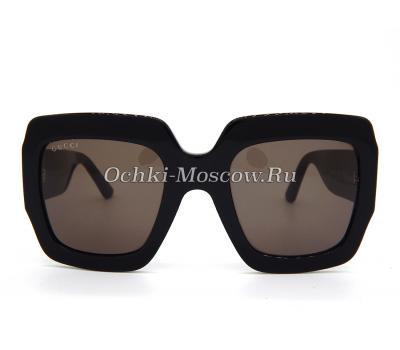 Очки Gucci GG0102S 007 (size 54-25-145)