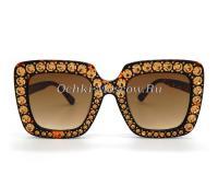 Очки Gucci GG0148/S 004 (size 53-23-140)