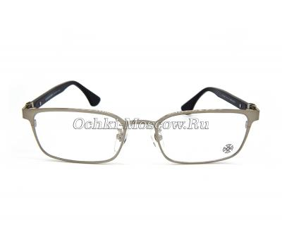 Оправа Chrome Hearts GROWLER SS-MBK-P (size 54-19-140)